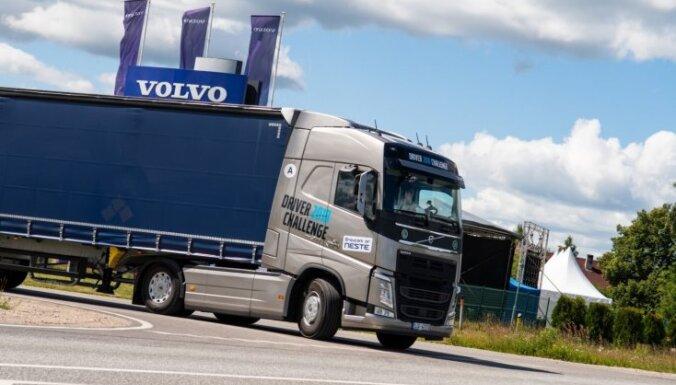 'Volvo Truck Latvia' pērn kāpinājis peļņu par 46,5%