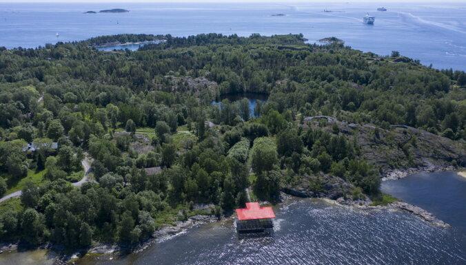 Somi raizējas par Krievijas oligarha nopirktu salu