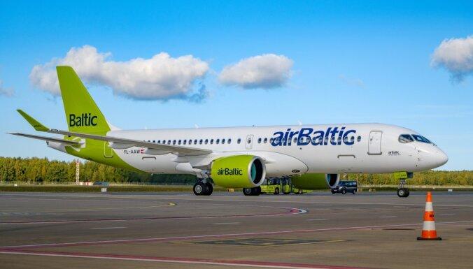 'airBaltic' uzsāks lidojumus uz jauno Berlīnes Brandenburgas lidostu
