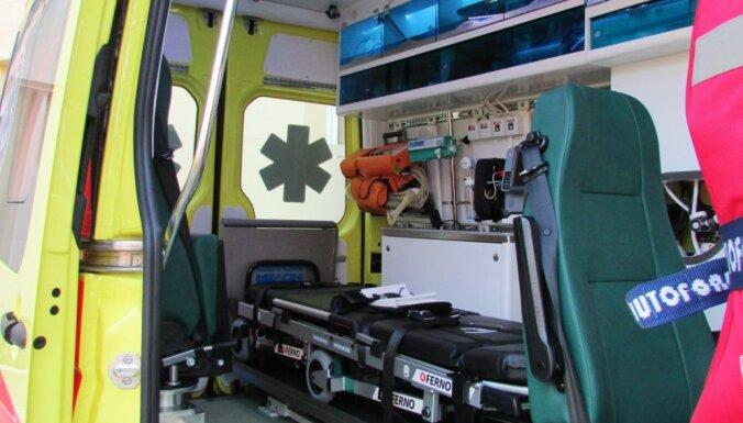 Трагическая авария под Лиепаей: погибли три человека, в том числе двое детей