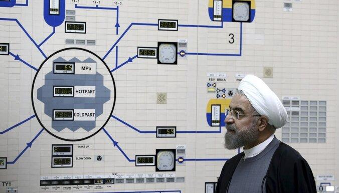 Irāna uzsāk urāna bagātināšanu līdz 20%