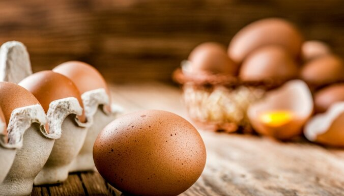 """Витаминная """"бомба"""": доказана польза яиц в ежедневном рационе"""