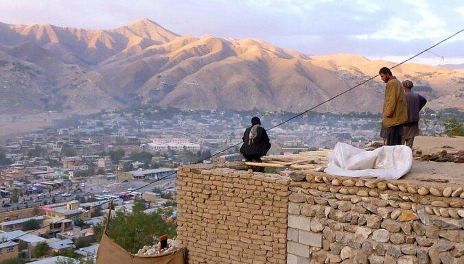 Afgāņi ar talibiem jau karo pie Turkmenistānas robežas
