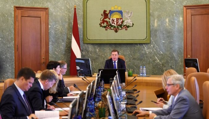 Кучинскис: разногласия по налогам - это не кризис в правительстве