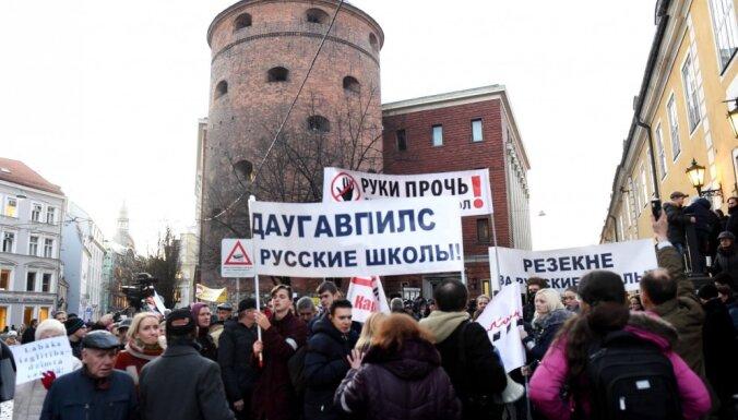Доклад: гражданская активность жителей Латвии намного ниже, чем на Западе