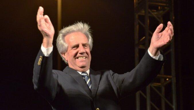 Mūžībā devies Urugvajas eksprezidents Vaskess