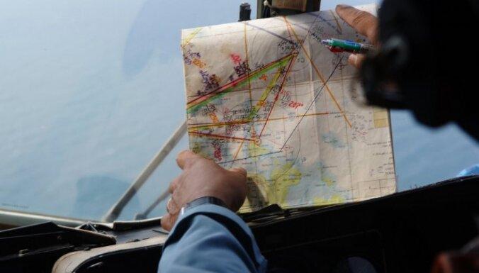 Пропавший Boeing отклонился на сотни километров от курса