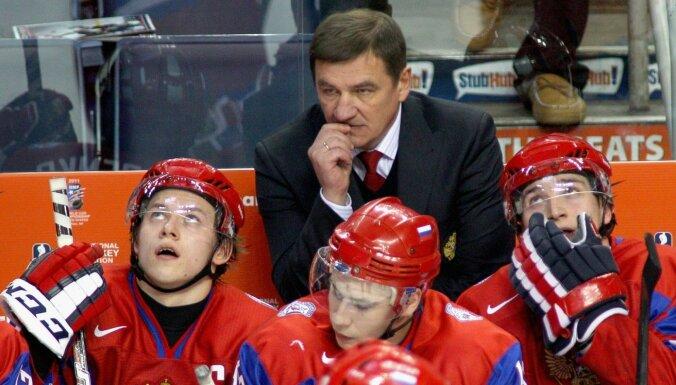 """Тренер российской команды Брагин: """"Канадцы есть канадцы, всегда играют неплохо"""""""