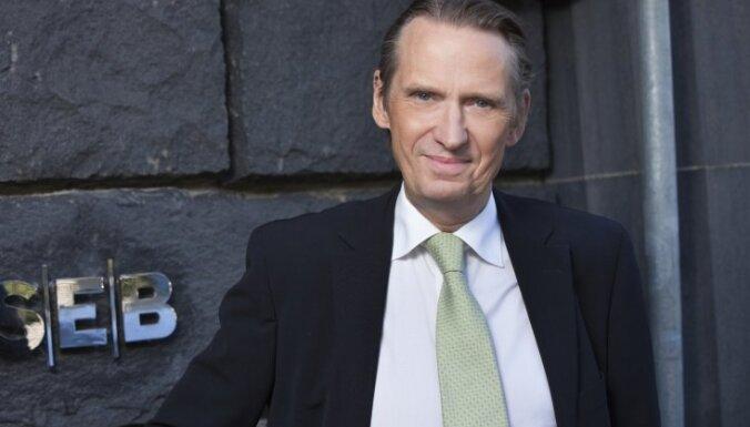 Larss Gunnars Aspmans: Politiskās virtuves 'spēlītes' ASV izraisa satraukumu finanšu tirgos