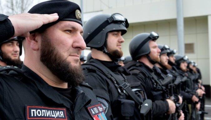 Nav pierādījumu par geju vajāšanu Čečenijā, paziņo Kremlis