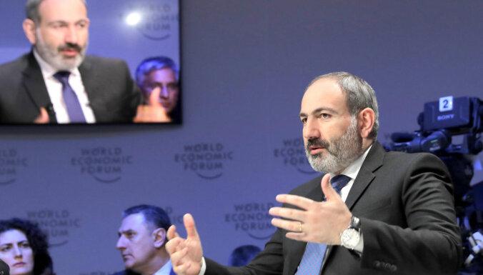 Обвиняемый в подготовке убийства премьера Армении вышел из-под ареста