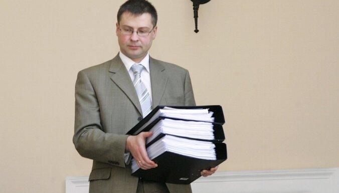 Домбровскис предложил вариант ограничения программы ВНЖ