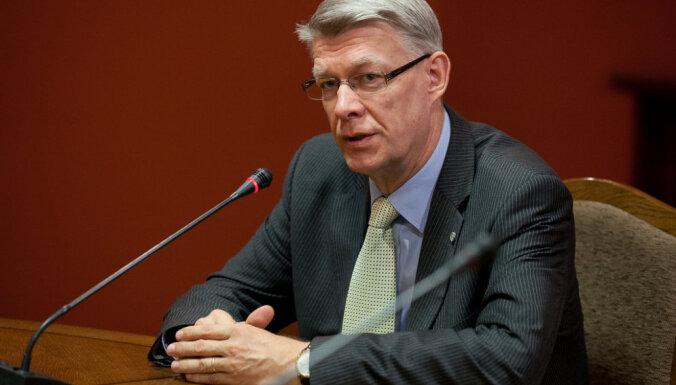 Latvija nav bēgļu galamērķis, norāda Zatlers