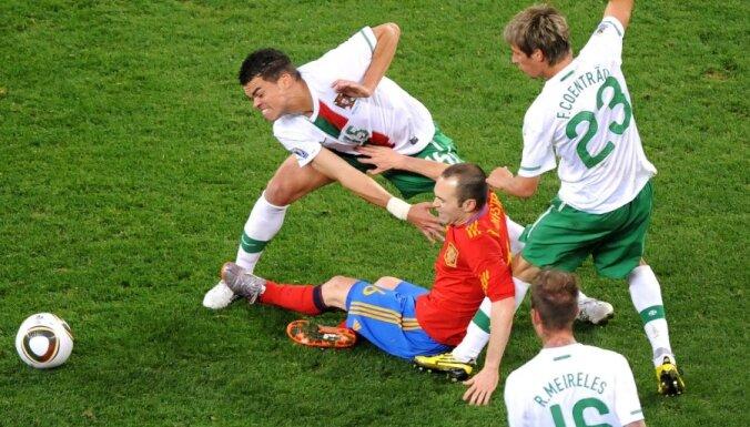 Известны все полуфиналисты ЕВРО-2012