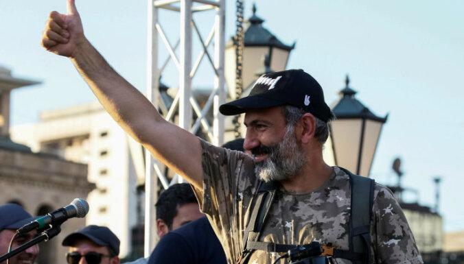 """""""Мы победим в любом случае"""": Пашинян призвал сторонников прекратить протесты"""