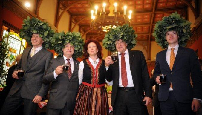 ФОТО, ВИДЕО: в Сейме уже отпраздновали Лиго