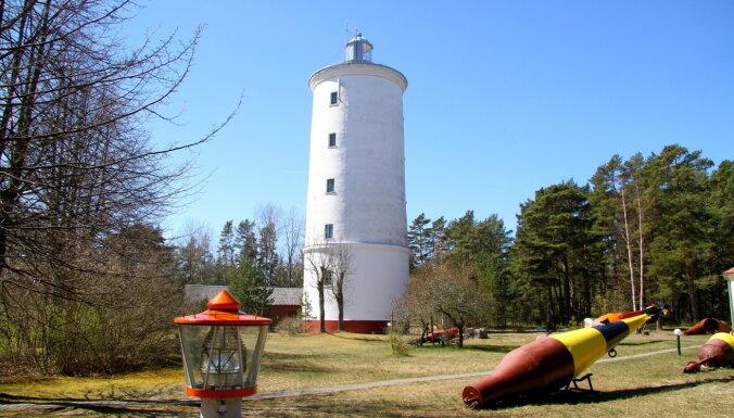 В Латвии для посетителей вновь открылись три необычных маяка