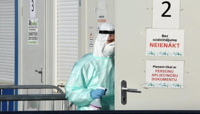 В Латвии выявлено 278 новых случаев Covid-19, скончались 17 человек