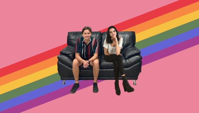 RSU studenti rada LGBT+ kopienai veltītu podkāstu 'Viens no mums'