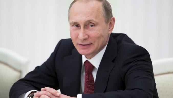Путин: войну в Сирии можно остановить, помогая Асаду
