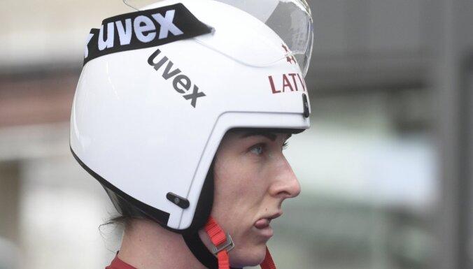 Pasaules čempionātā Kēnigzē piedalīsies 13 Latvijas kamaniņu braucēji