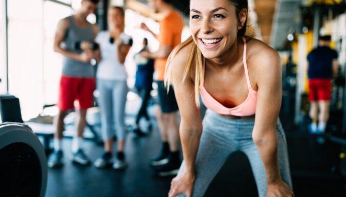 С 12 мая в спортивных тренировках одновременно могут участвовать до 25 человек