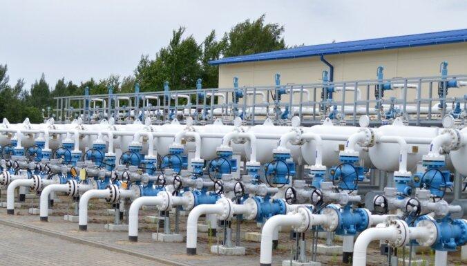 NIB finansē Inčukalna pazemes gāzes krātuves un pārvades sistēmas modernizāciju