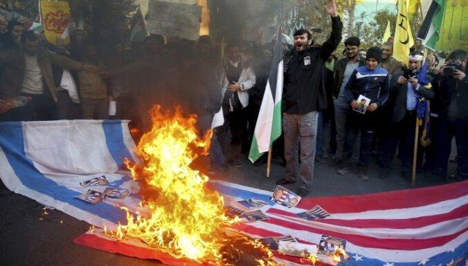 Аналитики: смена власти в Иране — цель санкций Трампа и жестких условий США