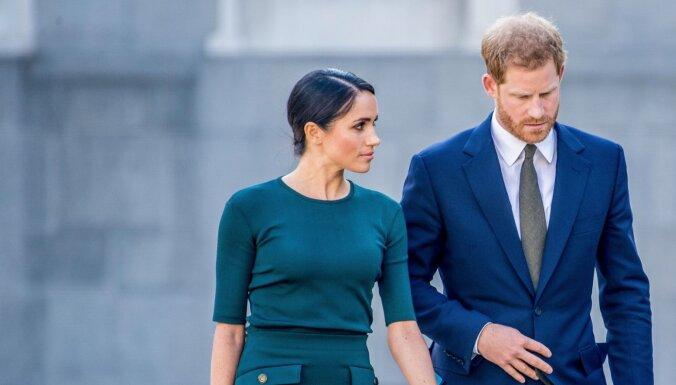 """Принц Гарри и Меган Маркл рассказали в интервью о """"шокирующих вещах"""""""