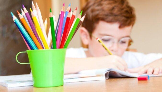 Vispārējās izglītības programmās no 1. līdz 12.klasei šogad mācās par 309 skolēniem mazāk nekā pērn