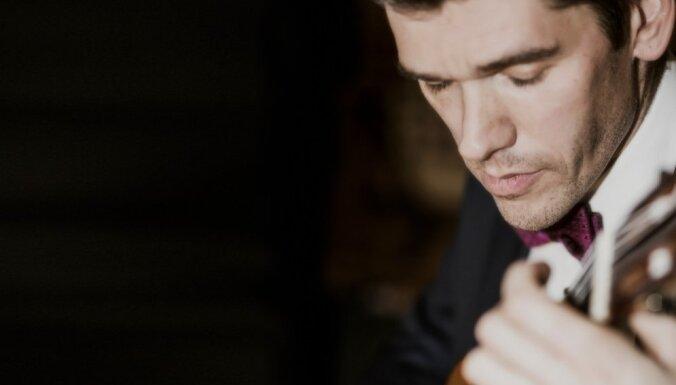 Ar Kaspara Zemīša dziesmu cikla pirmatskaņojumu atklās festivālu 'Eiropas Ziemassvētki'