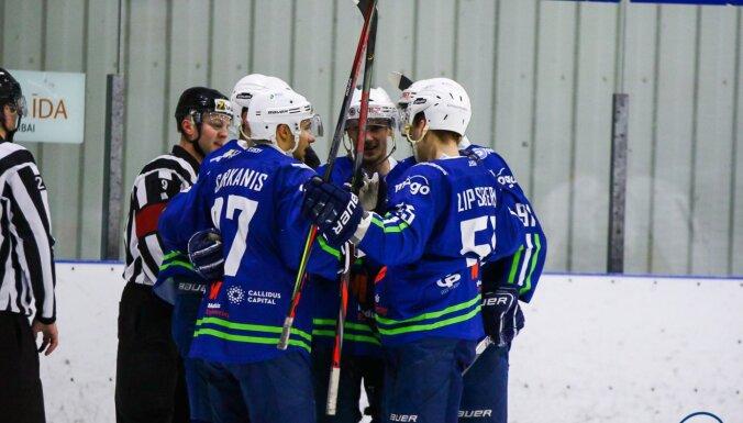 'Mogo' rezultatīvā cīņā uzvar OHL līderi 'Olimp'