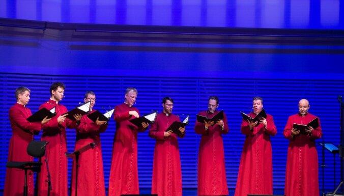 'Lielajā dzintarā' skanēs viduslaiku dziedājumi Ziemassvētku laikam