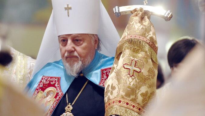 Митрополит Александр в православную Пасху призвал не предаваться унынию и помнить о ближних