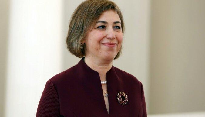 Gilsuna Erkula: Atbildes vēstule Armēnijas vēstniekam