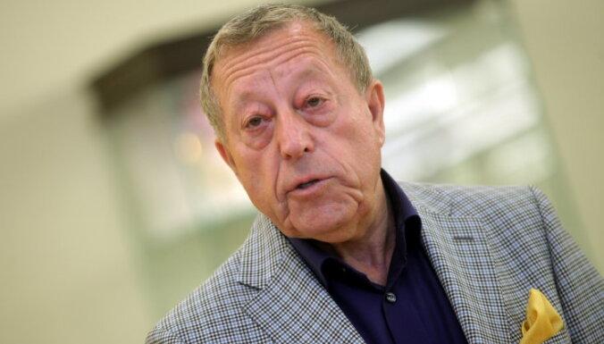 'Dzintara' īpašnieks Gerčikovs turpinās vadīt uzņēmumu