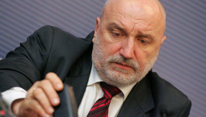LTV: Годманиса не приняли в ЛКС, кандидатом в ЕП от партии он не станет