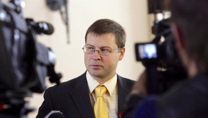 Dublinas ETP kongresā sākas Dombrovska izšķirošais ceļš uz EK šefa krēslu