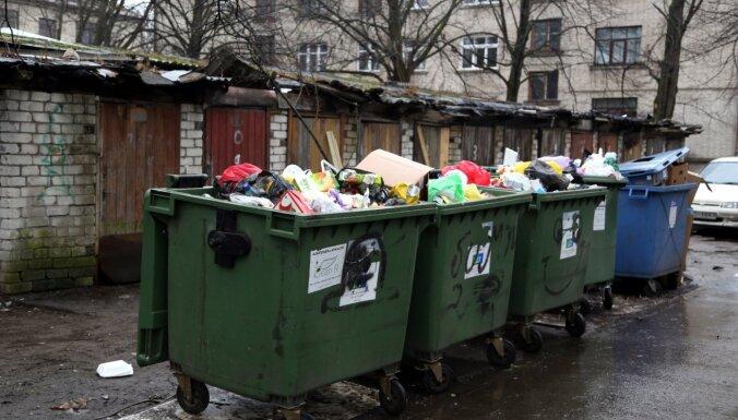 Новые договоры о вывозе отходов заключили 74% рижан