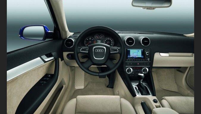 'Audi' atjauninājis 'A3' modeli