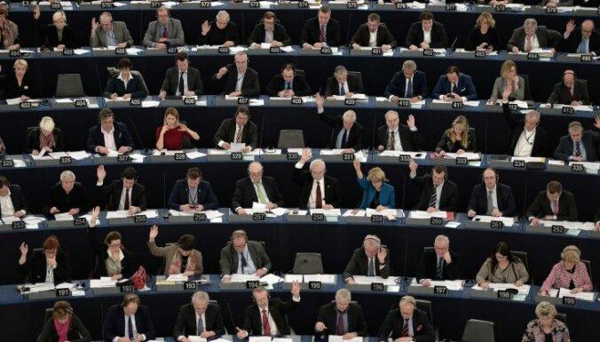 """Европарламент выступает за отмену """"Северного потока-2"""""""