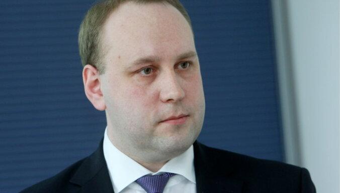 Госканцелярию возглавит бывший руководитель МКЦ Криевиньш