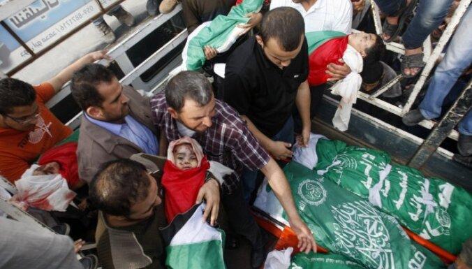 Евросоюз требует политического решения для сектора Газа