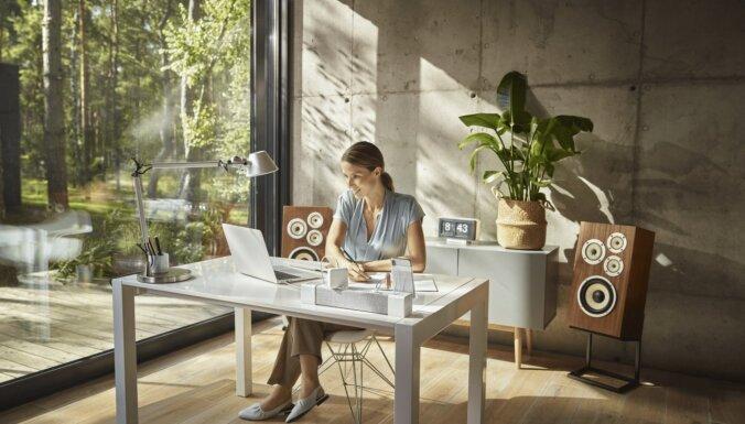 Elektroinstalācijas ierīces modernam mājas un darba birojam
