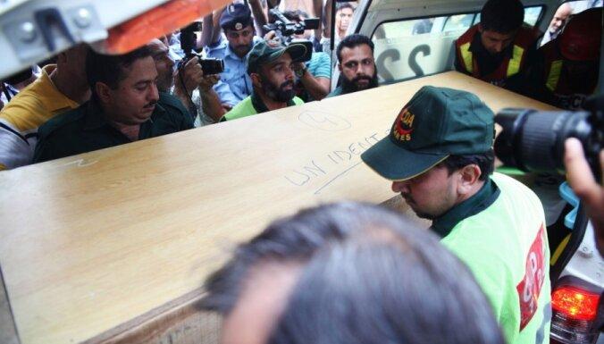 Starp Pakistānā nogalinātajiem tūristiem ir arī lietuviešu alpīnists