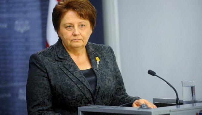 """Страуюма """"ни в коем случае"""" не будет претендовать на пост президента Латвии"""