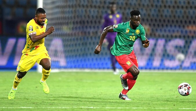 Piecas valstsvienības sasniedz Āfrikas Nāciju kausa izslēgšanas turnīru