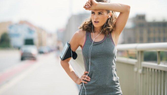 Funkcionalitātei un veselībai. Kas jāzina par sporta apģērba kopšanu
