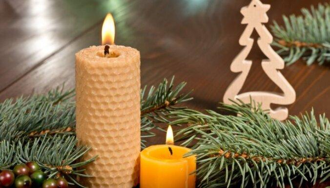 Efektīvi paņēmieni, kā notīrīt sveces paliekas