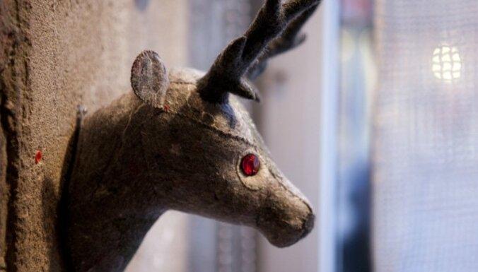 Galerijā 'Istaba' atklās izstādi 'Ziemassvētku stāsti'